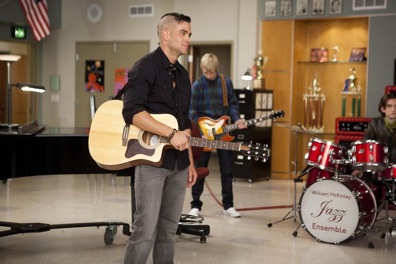 Puck (Mark Salling) – Bild: Passion