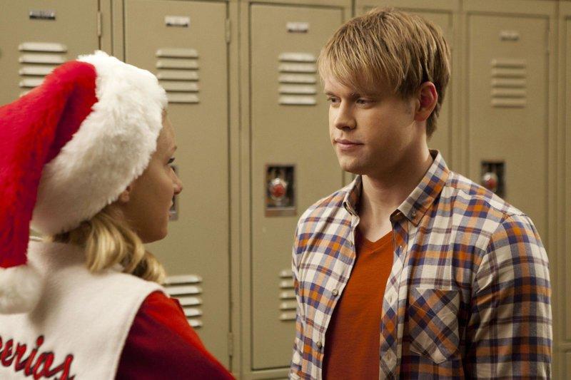 Brittany (Heather Morris) und Sam (Chord Overstreet) – Bild: Passion