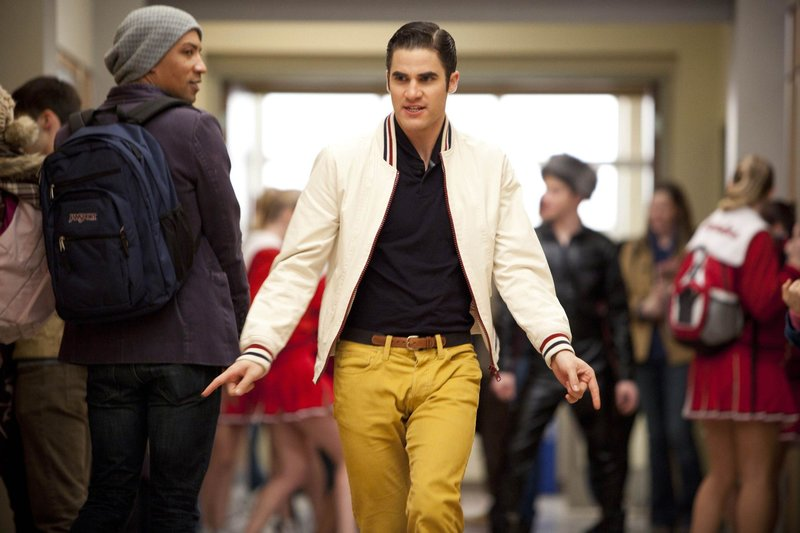 Blaine (Darren Criss) – Bild: Passion