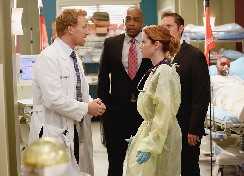 Grey\'s Anatomy S10E24: Abschied (Fear (of The Unknown ...