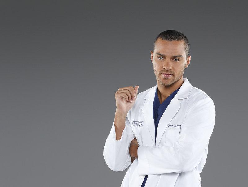 (10. Staffel) - Muss sich neuen Herausforderungen stellen: Jackson (Jesse Williams) ... – Bild: ABC Studios