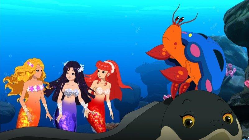 H2o Abenteuer Meerjungfrau