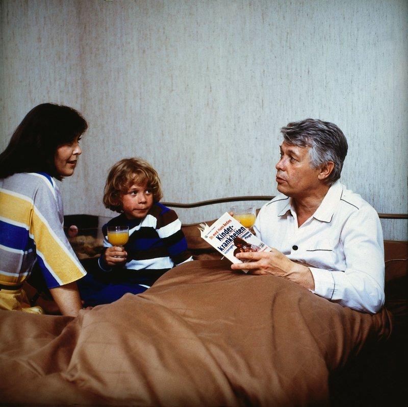 Ich Heirate Eine Familie S01e04 Kinderkrankheiten