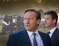 V.l.: DCI John Barnaby (Neil Dudgeon), DS Ben Jones (Jason Hughes) – © ZDF und Mark Bourdillon [m] All3Media