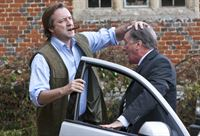 L.: Eddie Stanton (Neil Pearson), Gerry Dawkins (Jef Rawle) – © ZDF und Mark Bourdillon
