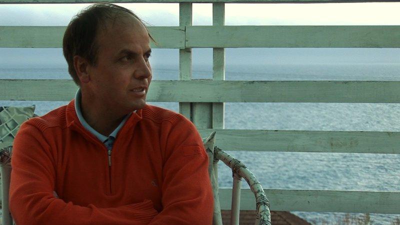 Aki Laube erzählt. – Bild: ZDF und Martin Farkas