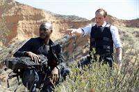 Antoine Triplett (B. J. Britt, l.) und Phil Coulson (Clark Gregg) – © RTL Crime