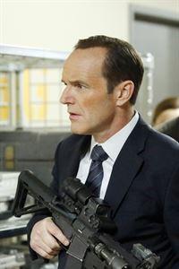 Phil Coulson (Clark Gregg) – © RTL Crime