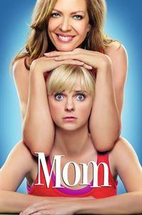 (1. Staffel) - Mom - Artwork – © Warner Bros. Television Lizenzbild frei