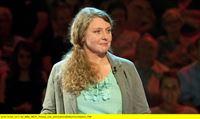 """WDR Fernsehen NRW DUELL, """"Eine Spielshow mit Bernd Stelter - Heute: Land & Lecker"""", am Mittwoch (07.01.15) um 20:15 Uhr. Kandidatin Johanna Klein, Gastwirtin. – Bild: WDR/Max Kohr"""