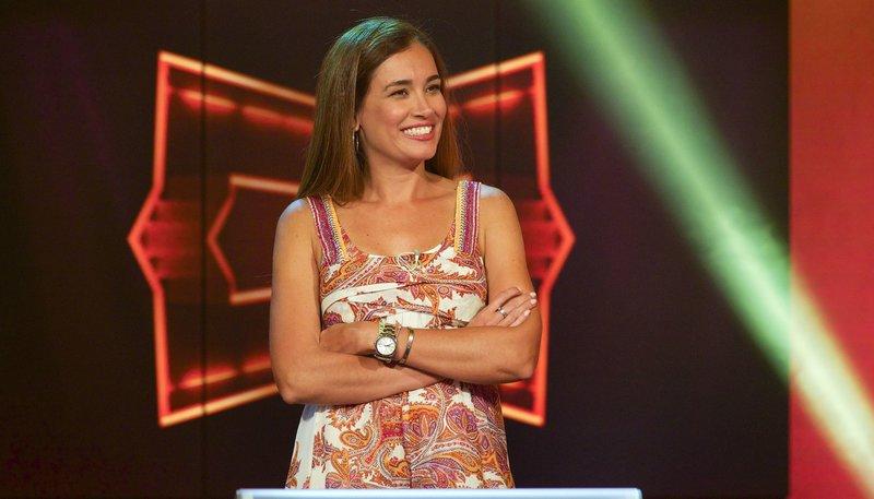 Kandidatin Jana Ina Zarrella – Bild: WDR