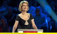 """WDR Fernsehen DAS NRW DUELL, """"Eine Spielshow mit Bernd Stelter - Heute: Servicezeit im Quiz"""", am Mittwoch (26.11.14) um 20:15 Uhr. Kandidatin Yvonne Willicks – Bild: WDR/Max Kohr"""