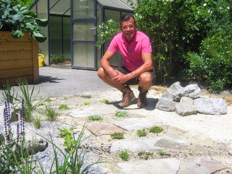 Natur im garten 2006 s18e09 g rtnerin aus leidenschaft for Natur im garten
