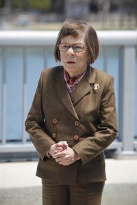 Glaubt an die Unschuld von Sam. Doch wird Hetty (Linda Hunt) Recht behalten? – © 2014 CBS Broadcasting, Inc. All Rights Reserved. Lizenzbild frei
