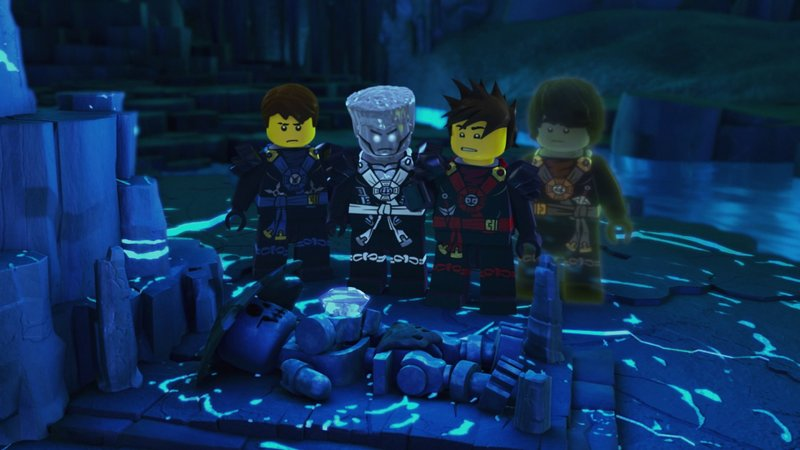 ninjago s05e08 die drei pr fungen grave danger. Black Bedroom Furniture Sets. Home Design Ideas