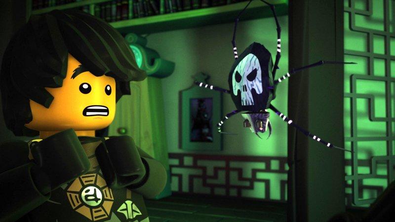 Ninjago 07 Morro 4 Folgen Fernsehseriende