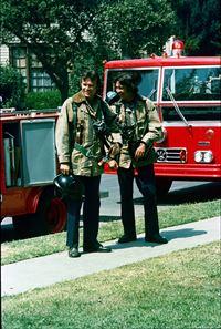 Roy De Soto (Kevin Tighe, l.) und John Gage (Randolph Mantooth) – © RTL NITRO