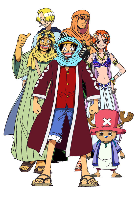 One Piece Fernsehserien
