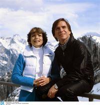 Ilona (Uschi Glas) und Helmut Heinl (Elmar Wepper). – © BR/Neue Münchner Fernsehproduktion