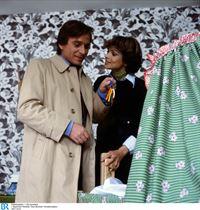 Helmut Heinl (Elmar Wepper) und Ilona Heinl (Uschi Glas). – © BR/Neue Münchner Fernsehproduktion
