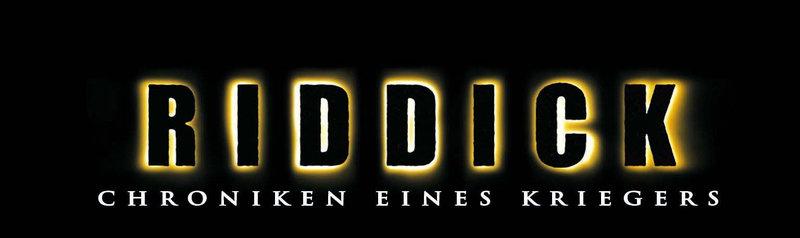 """""""Riddick - Chroniken eines Kriegers"""" - Logo ... – Bild: ProSieben Media AG © 2004 Universal Studios. All Rights Reserved."""