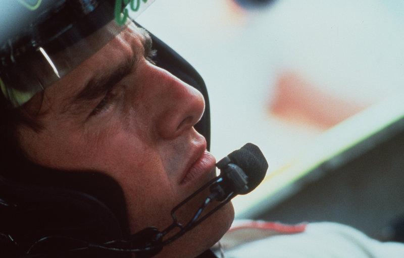 Er eilt von Sieg zu Sieg: Neuling Cole Trickle (Tom Cruise) ... – Bild: ProSieben Media AG © Paramount Pictures