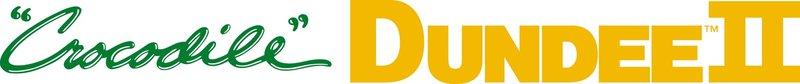 """Crocodile Dundee II"" - Logo – Bild: ProSieben Media AG © Paramount Pictures"