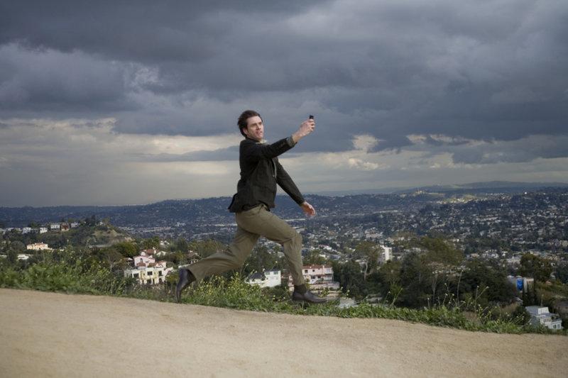 Ein Wort kann alles verändern: Carl Allen (Jim Carrey) ... – Bild: ProSieben Media AG © Warner Bros.