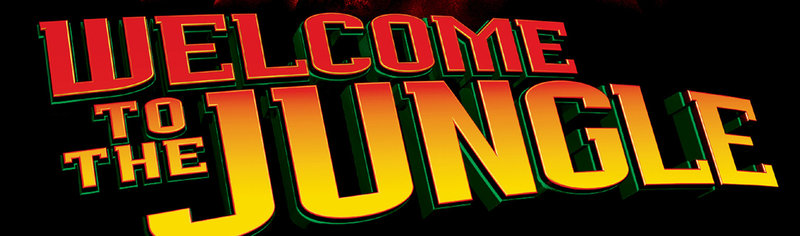 Welcome to the Jungle - Logo ... – Bild: ProSieben Media AG ©2004 Sony Pictures Television International. All Rights Reserved. -