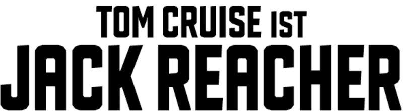 Jack Reacher - Logo – Bild: ProSieben Media AG © MMXII Paramount Pictures Corporation. All Rights Reserved.