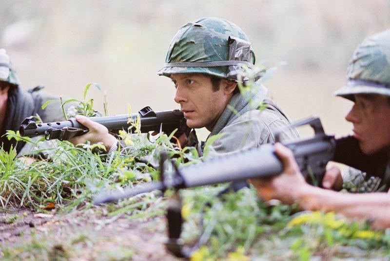 Die Vereinigten Staaten im Jahre 1971: Daniel Ellsberg (James Spader) kämpft im Vietnamkrieg ... – Bild: ProSieben Media AG © Paramount Pictures