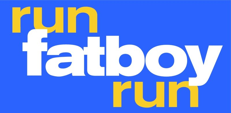 RUN, FATBOY, RUN - Logo – Bild: ProSieben Media AG © 2008 Warner Brothers