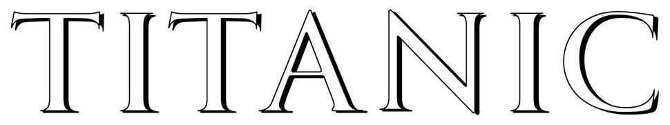 Titanic – Logo – Bild: ProSieben Media AG © 20th Century Fox