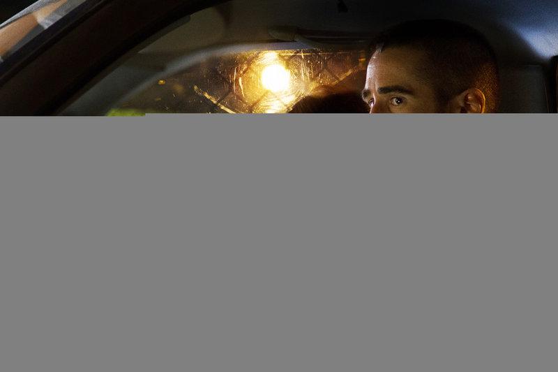 Nachdem Beatrice (Noomi Rapace, l.) Victor (Colin Farrell, r.) bei einem Mord beobachtet hat, versucht sie ihn zu erpressen, denn auch sie würde gerne einen Mann tot sehen ... – Bild: ProSieben Media AG © Wild Bunch