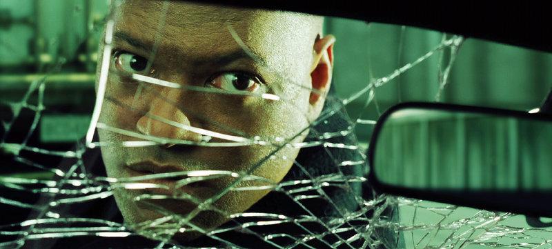 Will partout seinen Verstand behalten: Morpheus (Laurence Fishburne) ... – Bild: ProSieben Media AG © Warner Bros.