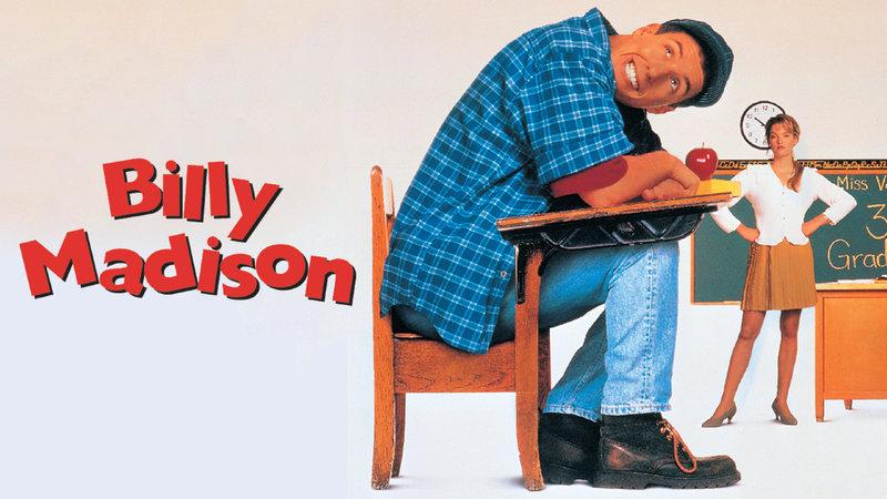 BILLY MADISON - EIN CHAOT ZUM VERLIEBEN - Artwork – Bild: Puls 4