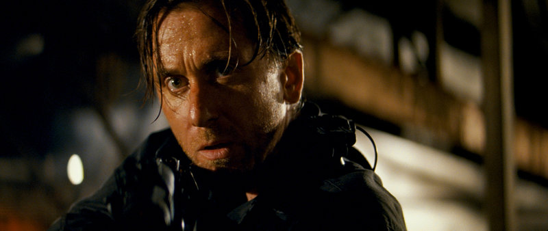 Nachdem sich der Soldat Emil Blonsky (Tim Roth) Blut von Bruce Banner verabreichen ließ, verwandelt er sich in eine monströse Kampfmaschine, die halb New York zerstört. Nur noch einer kann das mörderische Monster stoppen: Bruce Banner, der nicht länger als wütender Hulk durchs Leben stolpern möchte ... – Bild: Puls 4