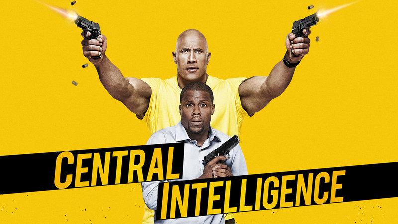 Central Intelligence - Artwork – Bild: Puls 4