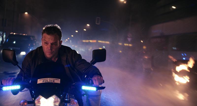 Jason Bourne (Matt Damon) – Bild: Puls 4
