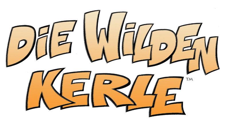Die wilden Kerle - Logo – Bild: ProSieben Media AG © Buena Vista International. All rights reserved