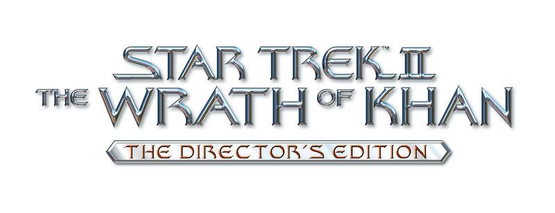 """Star Trek II - The Wrath of Khan"" - Originaltitel Logo – Bild: Puls 4"