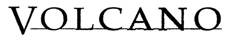 """""""VOLCANO"""" - Logo – Bild: Puls 4"""