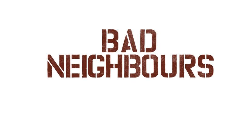 Bad Neighbours - Logo – Bild: Puls 4