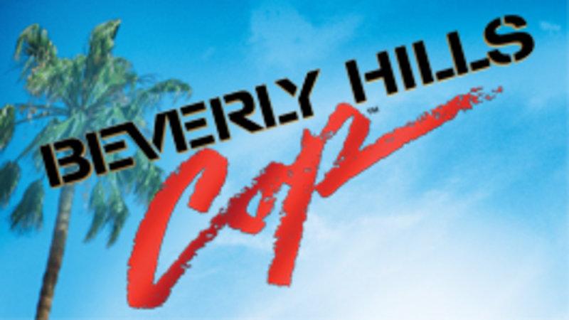 Beverly Hills Cop - Ich lös' den Fall auf jeden Fall - Logo – Bild: Puls 4