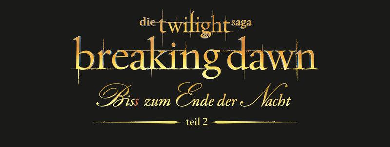 BREAKING DAWN - BIS(S) ZUM ENDE DER NACHT - TEIL 2 - Logo – Bild: Puls 4