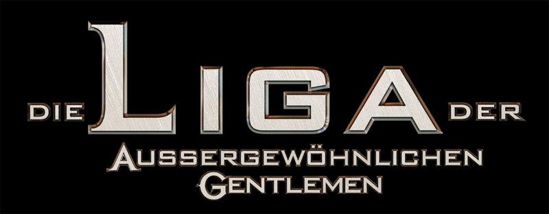 Die Liga der außergewöhnlichen Gentlemen - Logo – Bild: Puls 4