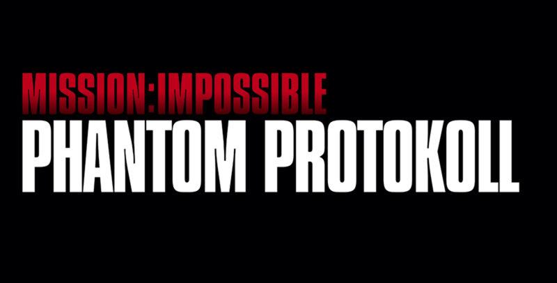 """Mission Impossible - Phantom Protokoll"" -Logo – Bild: Puls 4"