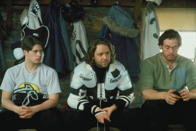 (v.l.n.r.) Stevie Weeks (Ryan Northcott): John Biebe (Russell Crowe); Tree Lane (Kevin Durand) – Bild: Puls 4