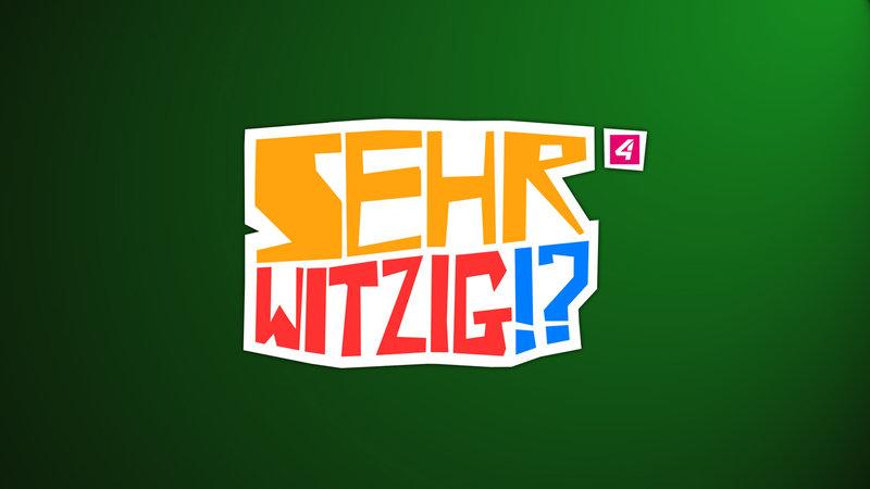 Sehr witzig!? - Der witzige Stammtisch - Logo – Bild: Puls 4