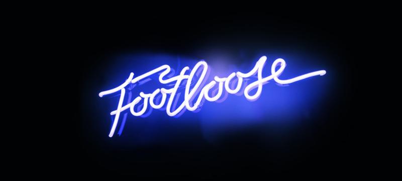 Footloose - Logo – Bild: Puls 8